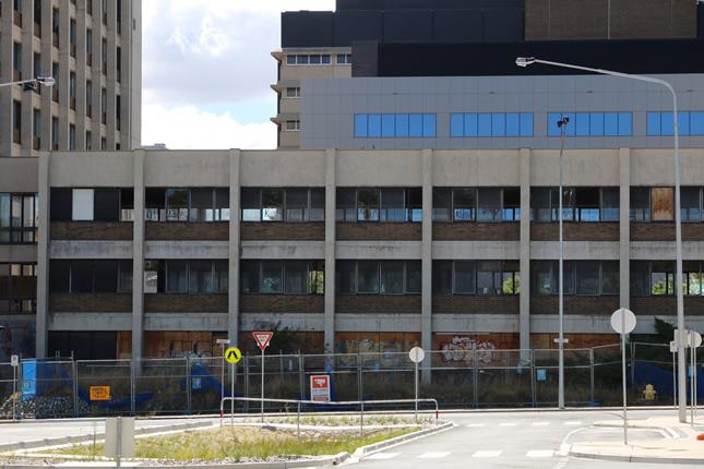 Alexander building