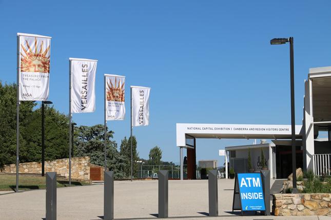 Canberra Tourist Centre