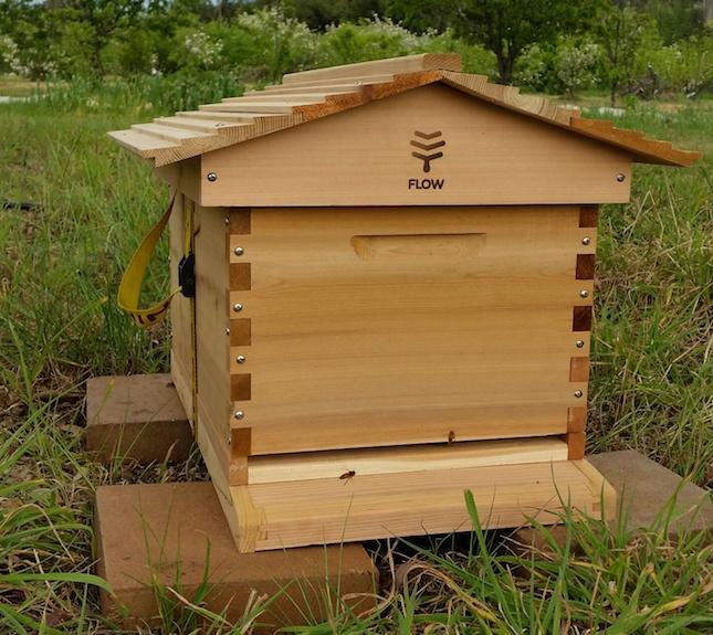 A flow hive