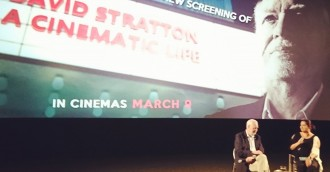 """Digital & Dissected: """"David Stratton: A Cinematic Life"""""""