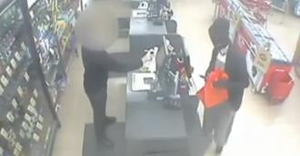 Man holds up Kambah IGA with a knife