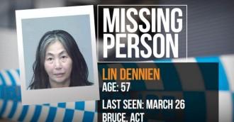 Police seek information on missing person Lin Dennien