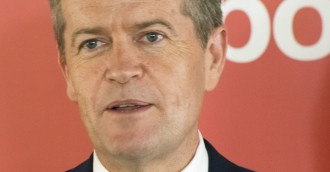 Shorten calls in on Canberra