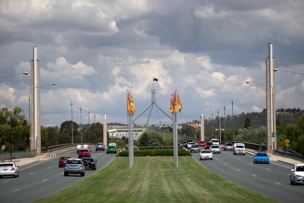 Canberra Traffic
