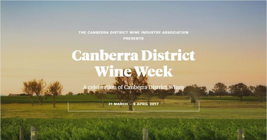 Canberra District Wine Week