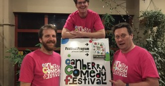 Canberra Comedy Festival 20-26 March