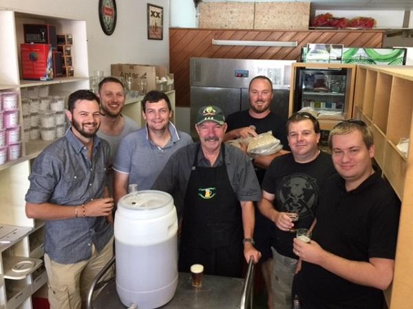 home brew boys