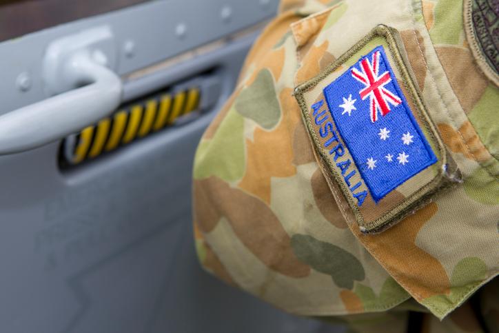 Australian arm band