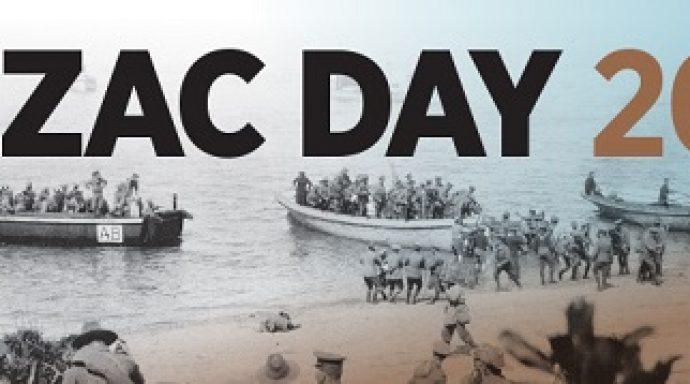 Visiting the Australian War Memorial on Anzac Day
