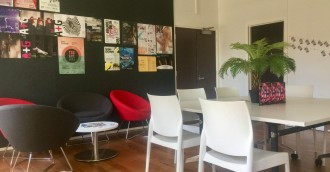 Canberra   s first arts-focussed co-working space launches at Gorman Arts Centre