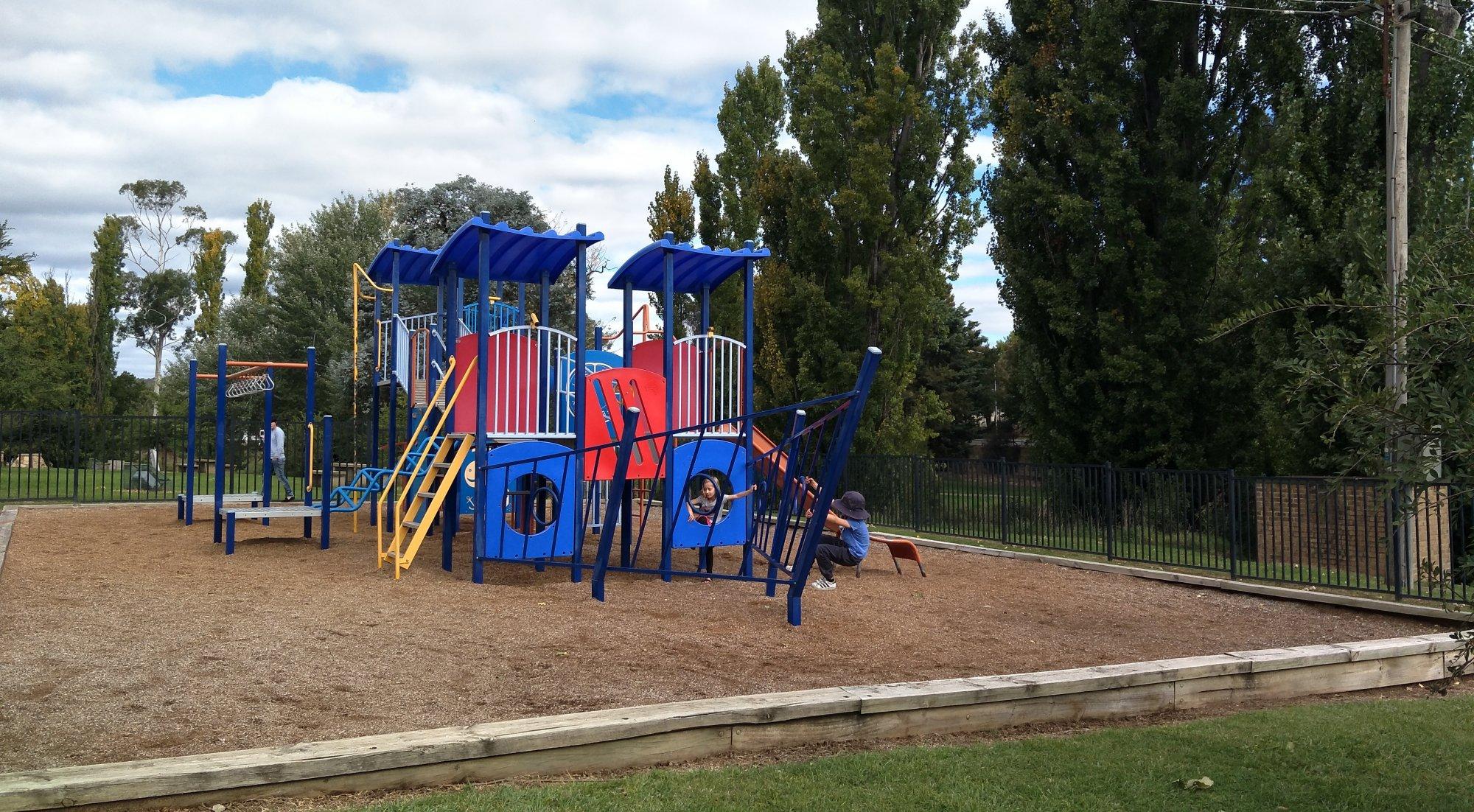Marj Christian Park, Queanbeyan