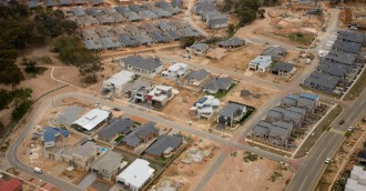 Era of new suburbs is over  says Chief Minister