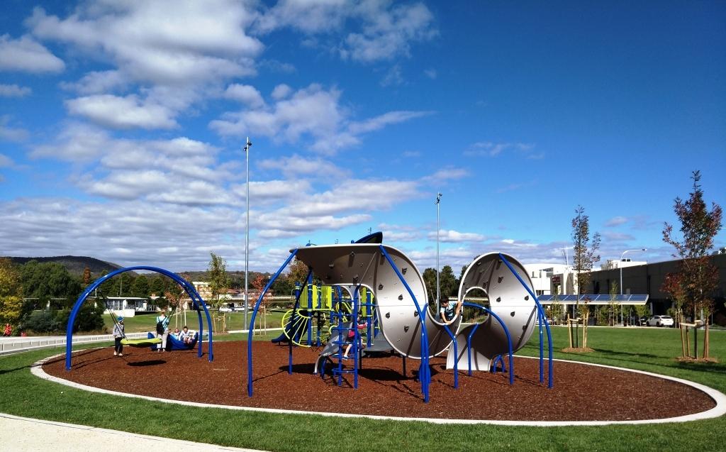QEII Park, Queanbeyan