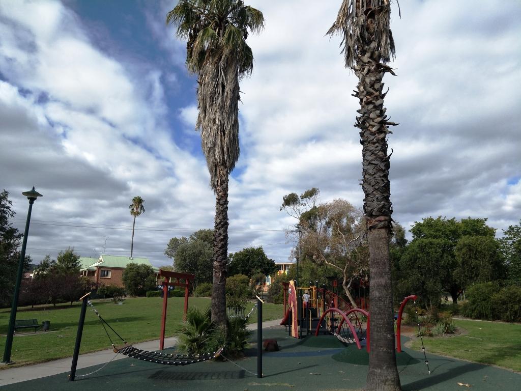 Sister City Park, Queanbeyan