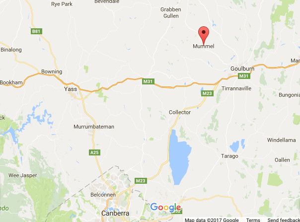 Paraglider, 39, dies in flight crash south of Crookwell