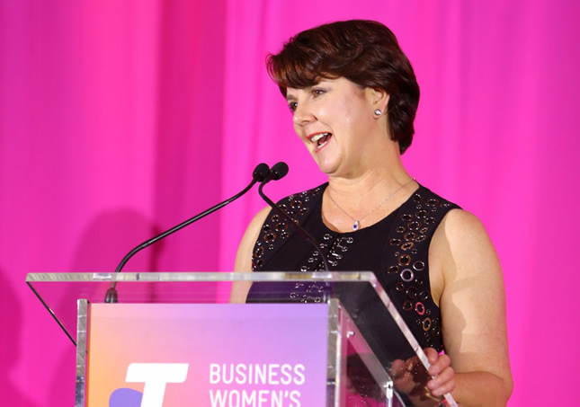 Telstra ACT Business Women's Awards