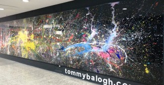 Tommy Balogh  a Canberra mover and shaker