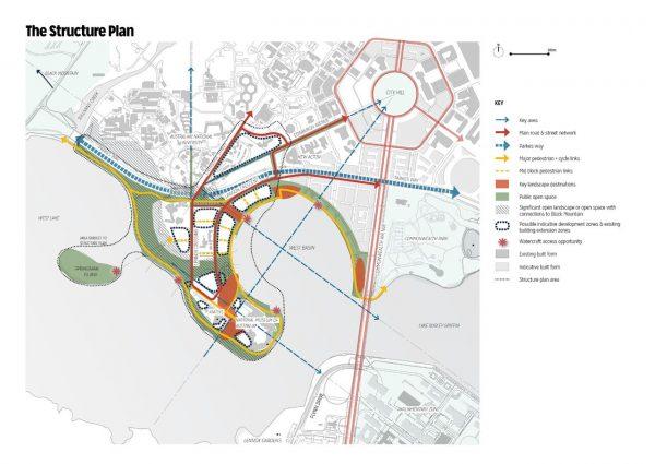 Acton peninsula draft plan