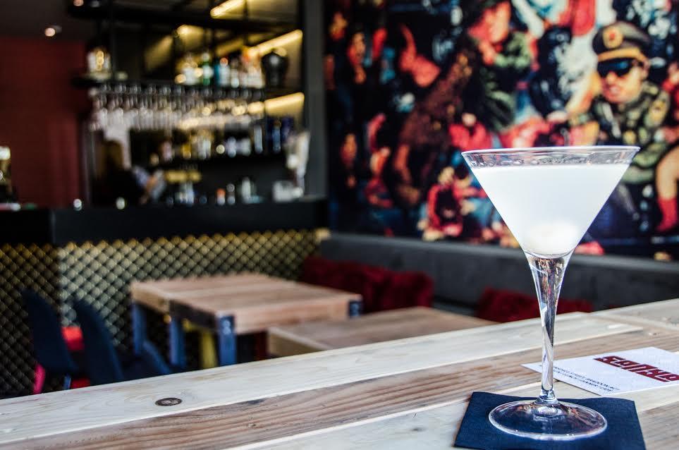 Jing martini (photo by Tamara Francis )