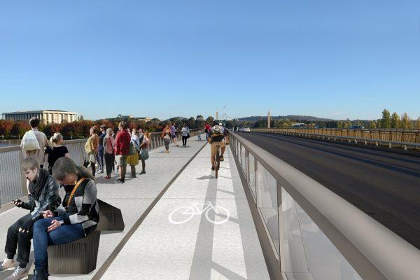 Commonwealth Avenue Bridge upgrades