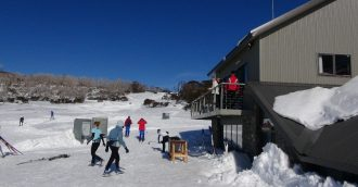Ski with the Canberra Cross Country Ski Club