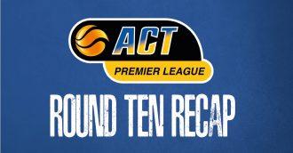 Basketball ACT Premier 1 Round 10 Recap