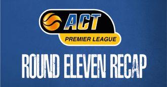 Basketball ACT Premier 1 Round 11 Recap