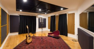 New CBR recording studio   8211  Amberly Studios
