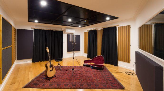 New CBR recording studio – Amberly Studios