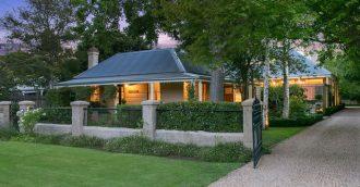 A cool $1.4 million buys you Bungendore's finest plus a secret garden