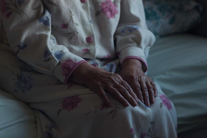 Vulnerable elderly