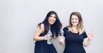 Meet the Canberra mums behind not-for-profit bottled water brand We Ain   t Boring