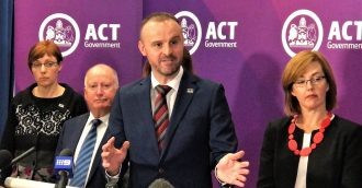 ACT retains AAA credit rating due to financial management and a wealthy economy