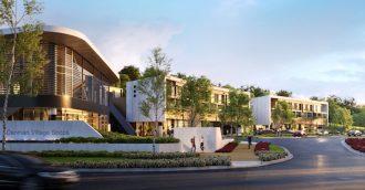 Denman Village Shops design unveiled