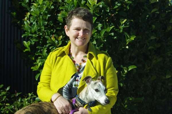 Faces of Canberra – Kim Vella and her dog Oscar