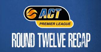 Basketball ACT Premier 1 Round 12 Recap