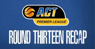 Basketball ACT Premier 1 Round 13 Recap