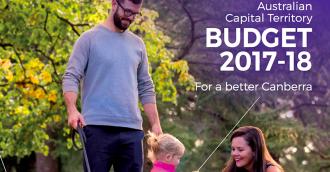 ACT Budget   8211  ho hum!