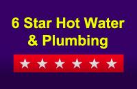 6 Star Hot Water & Plumbing