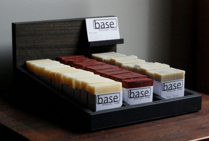 Base ethical soaps