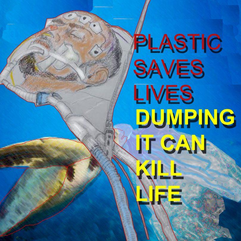 PLASTIC CAN kill