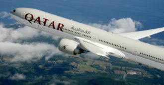 Airport lands second international carrier with Doha service