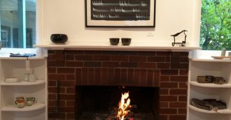 Feel the glow  some favourite fireplaces in Canberra and the region