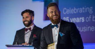 2017 Telstra Business Awards Announced