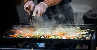 A photo wrap-up of day 2 from the World Curry Festival