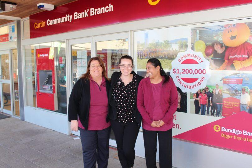 Curtin Community Bank