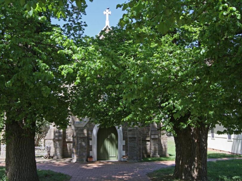 St Edmund's Church in Gunning