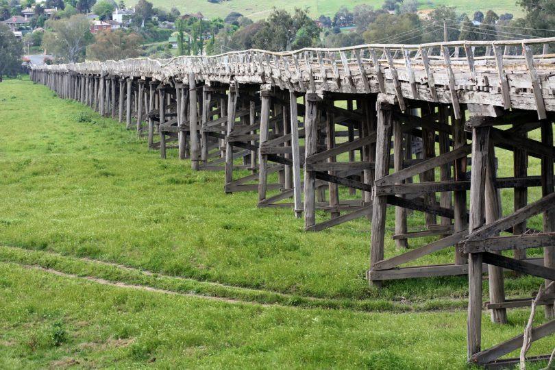 Prince Alfred bridge