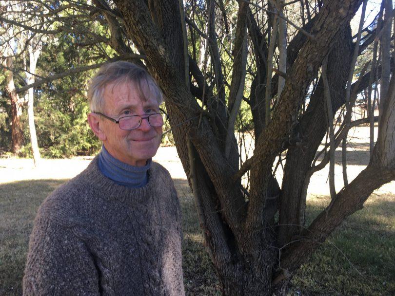 Dr John Docker