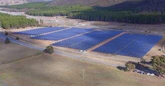 ACT a frontrunner in renewables race
